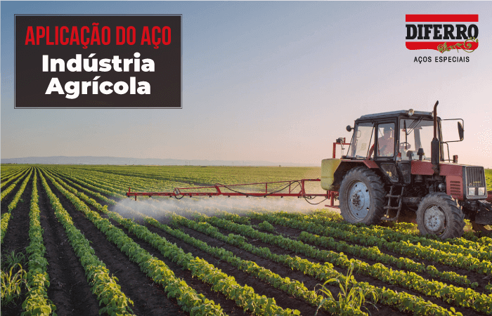 Aplicacoes do aco 1 industria agricola